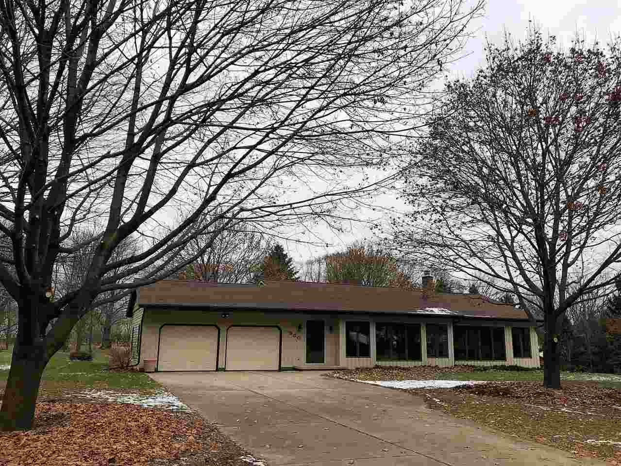 View Single-Family Home For Sale at 980 OAKVIEW DRIVE, Oneida, WI