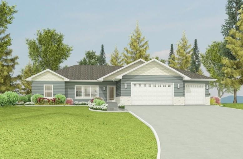 View Single-Family Home For Sale at 5856 TOPAZ COURT, New Franken, WI