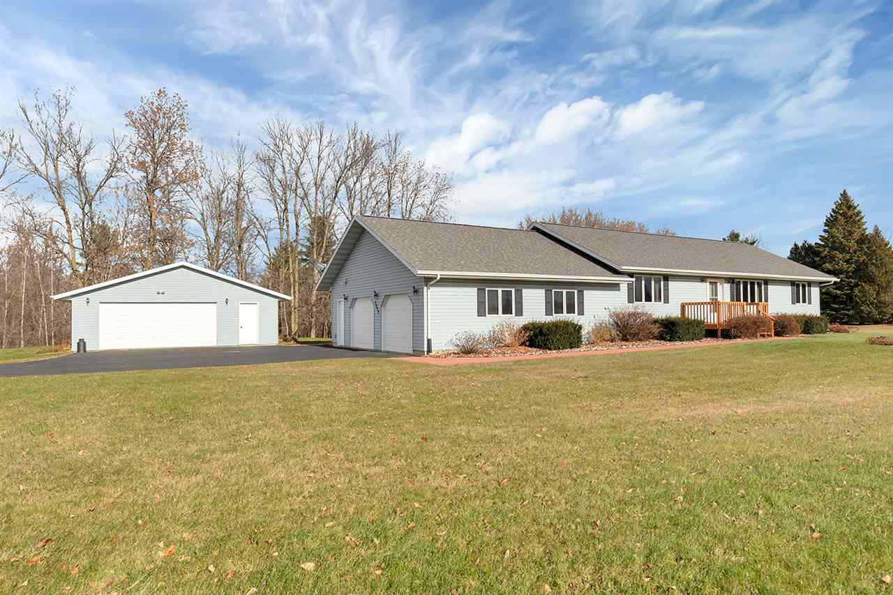 View Single-Family Home For Sale at N2904 N 13TH ROAD, Coleman, WI