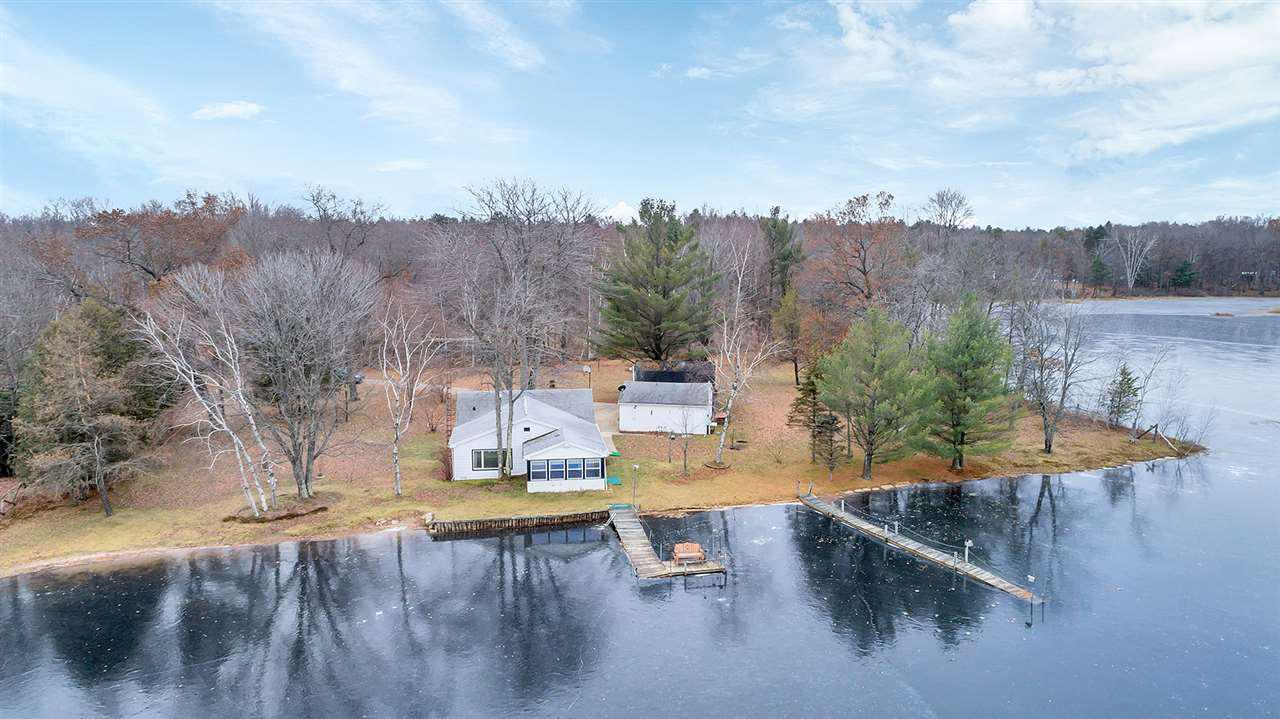 View Single-Family Home For Sale at 5141 HWY HH, Gillett, WI