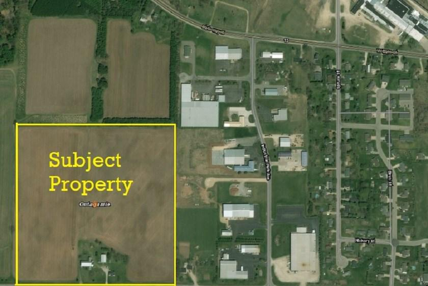 View Vacant Land For Sale at W9442 HWY TT, Hortonville, WI