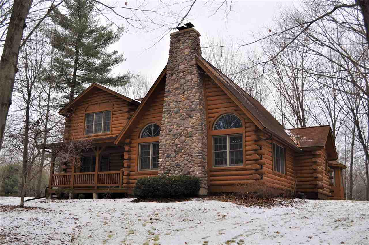 View Single-Family Home For Sale at 5824 FOREST LAKE LANE, Abrams, WI