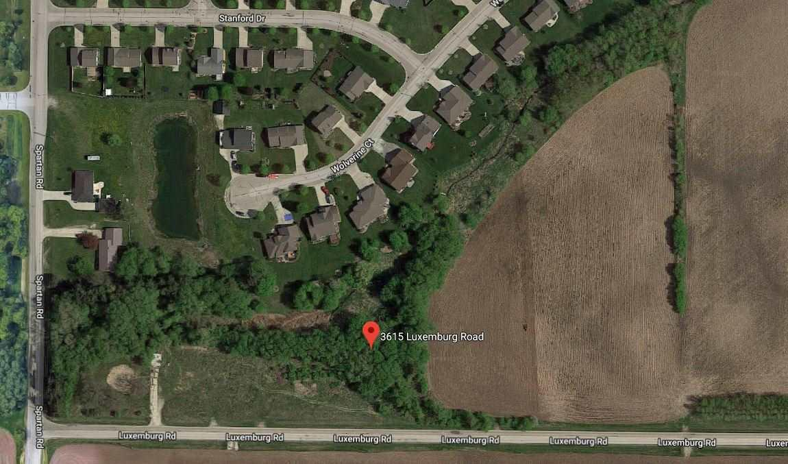 View Vacant Land For Sale at LUXEMBURG ROAD, New Franken, WI