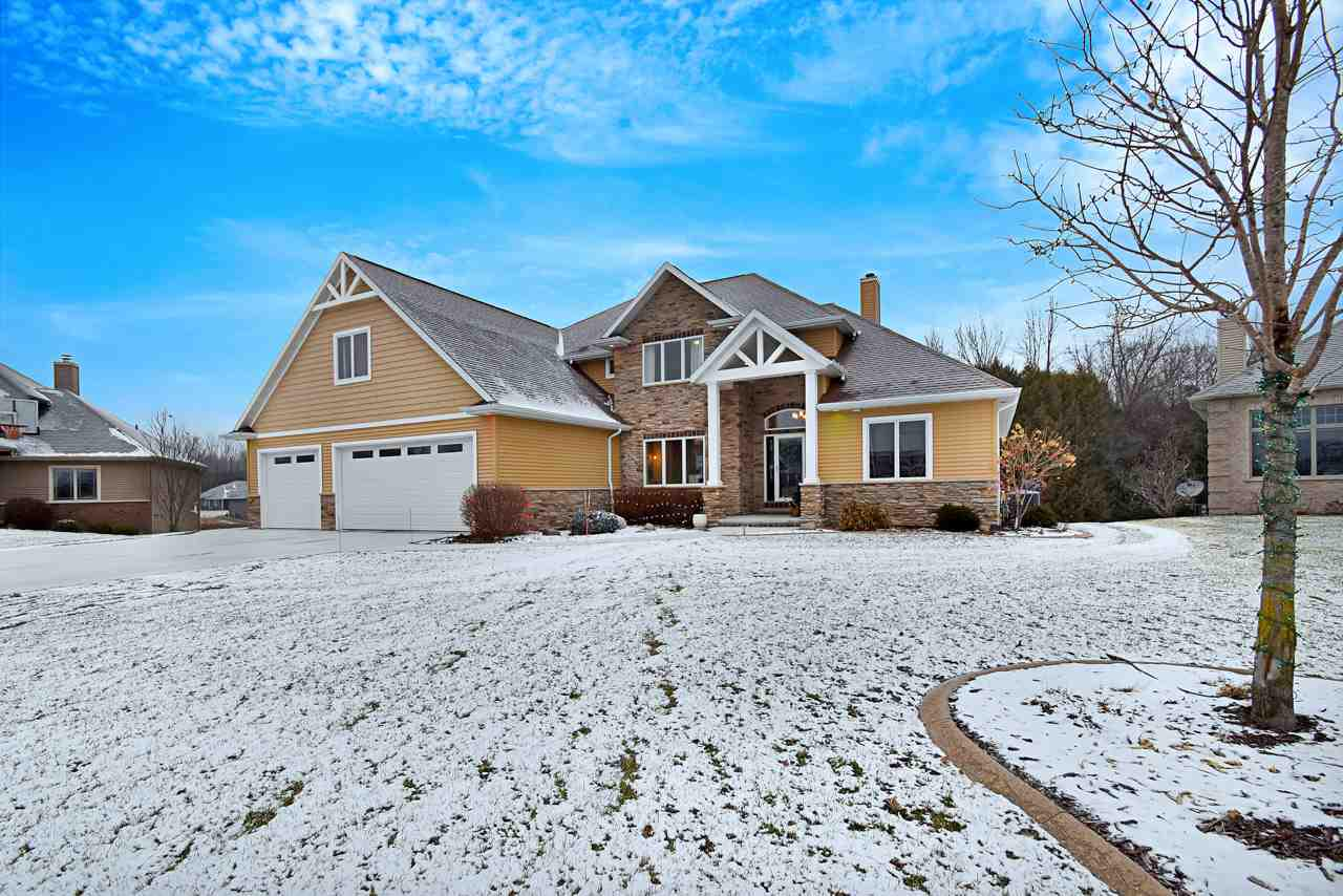 View Single-Family Home For Sale at 2153 ROBERTA COURT, Green Bay, WI