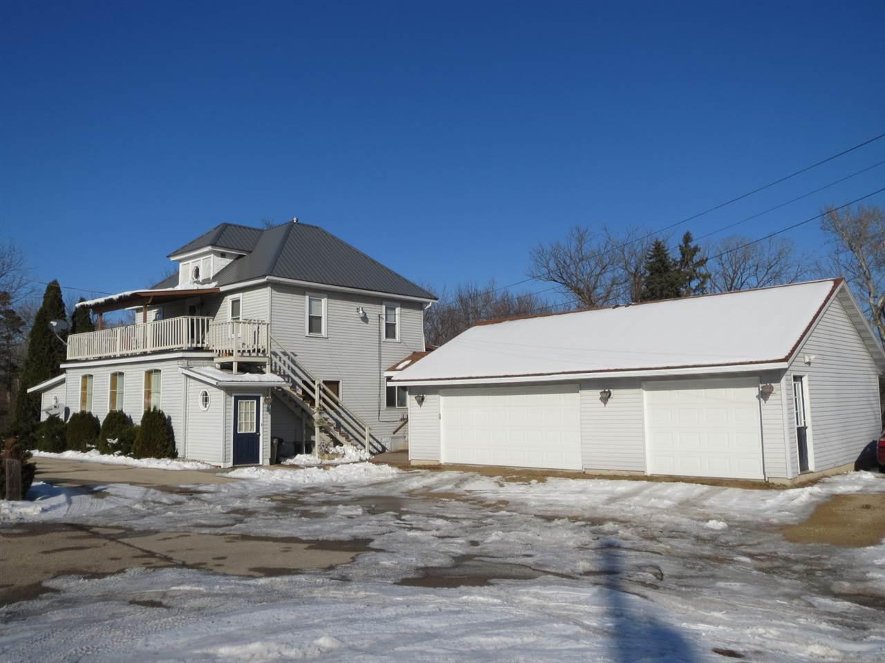 View Multi-Family For Sale at N2808 HWY 15, Hortonville, WI