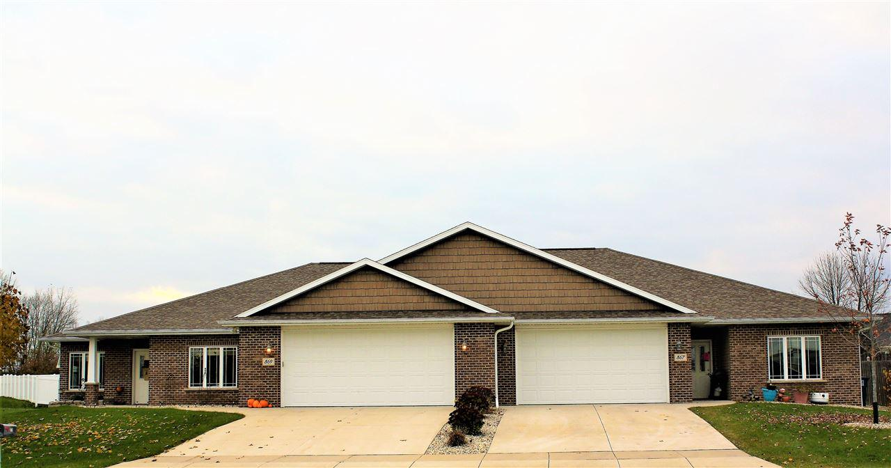 View Multi-Family For Sale at 869 RED HAWK DRIVE, Pulaski, WI