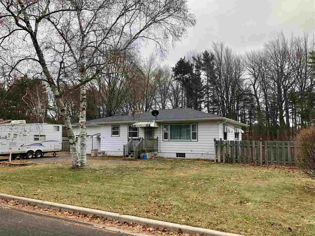 View Single-Family Home For Sale at 1017 EDGEWOOD CIRCLE, Marinette, WI