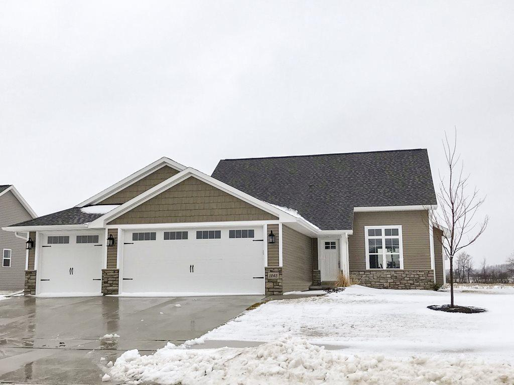 View Single-Family Home For Sale at 1245 MOUNTAIN BAY DRIVE, Pulaski, WI