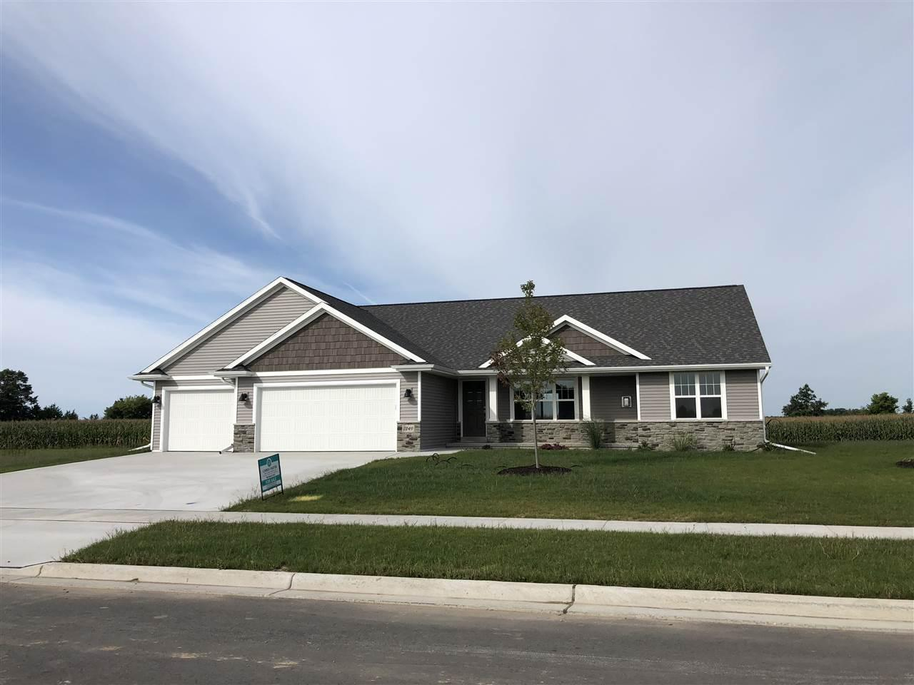 View Single-Family Home For Sale at 1249 MOUNTAIN BAY DRIVE, Pulaski, WI