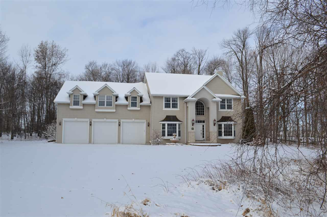 View Single-Family Home For Sale at N4361 MURPHY ROAD, Freedom, WI
