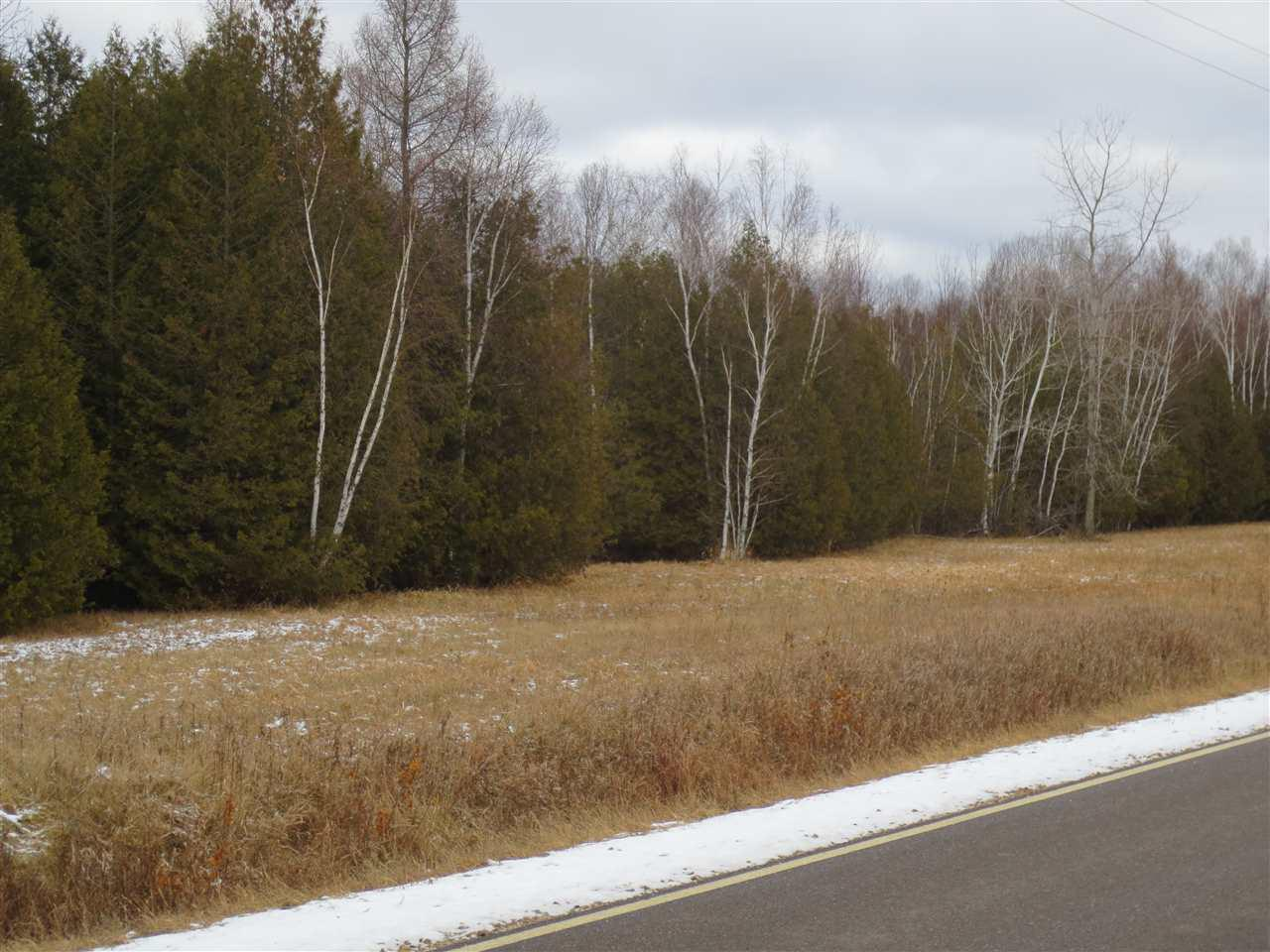 View Vacant Land For Sale at 2380 HWY A, Oconto, WI