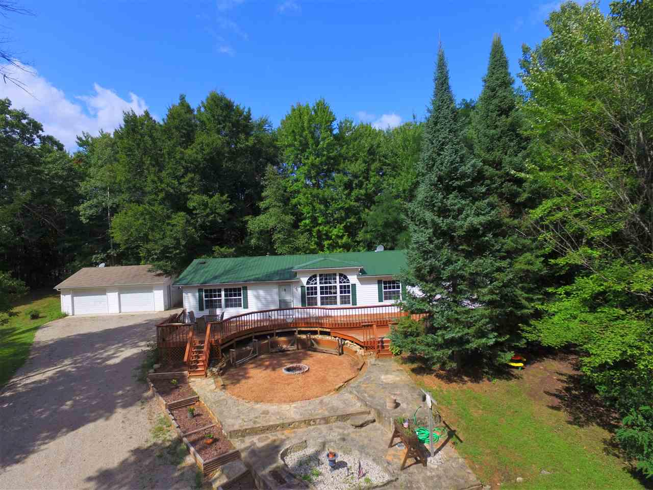View Single-Family Home For Sale at N9183 PINES ROAD, Wausaukee, WI