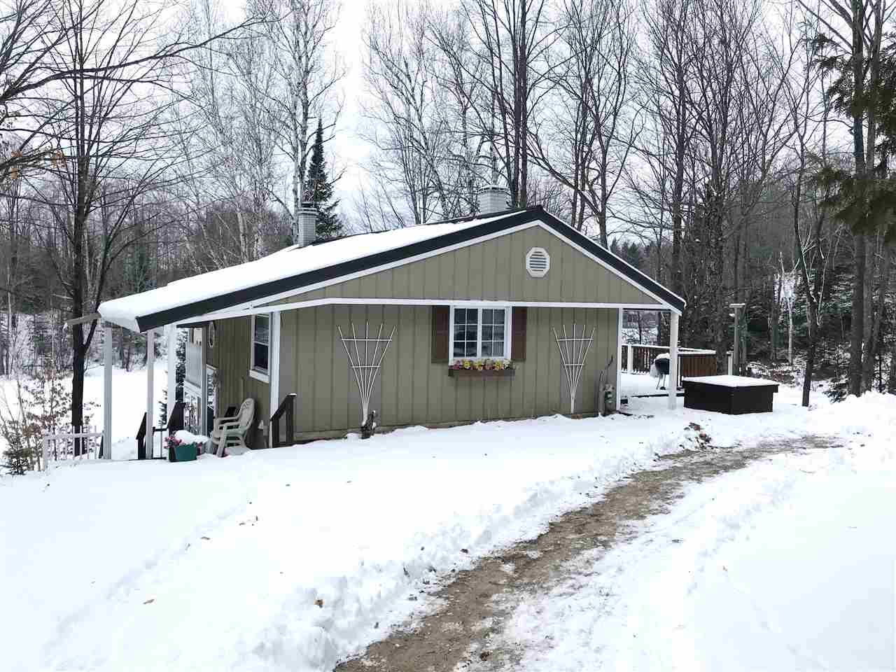 View Single-Family Home For Sale at 18309 HWY 32, Townsend, WI
