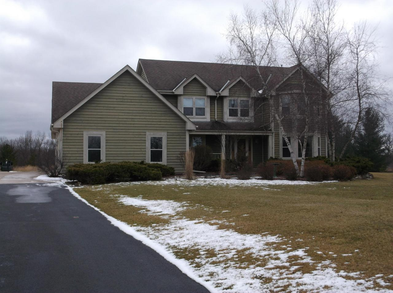 View Single-Family Home For Sale at S78W35315 May Forest Rd, Eagle, WI