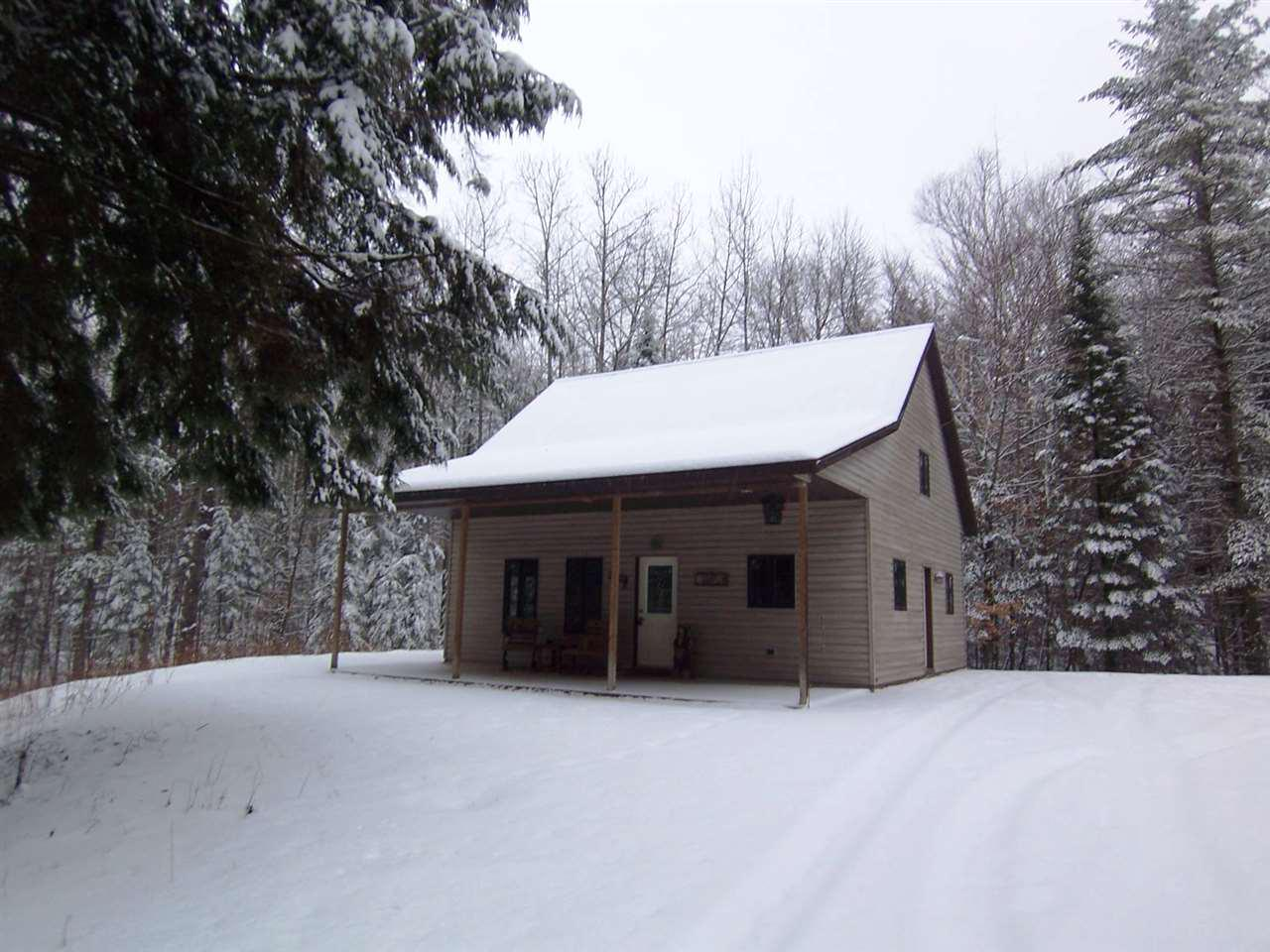 View Single-Family Home For Sale at 14568 GILLETTE LANE, Mountain, WI