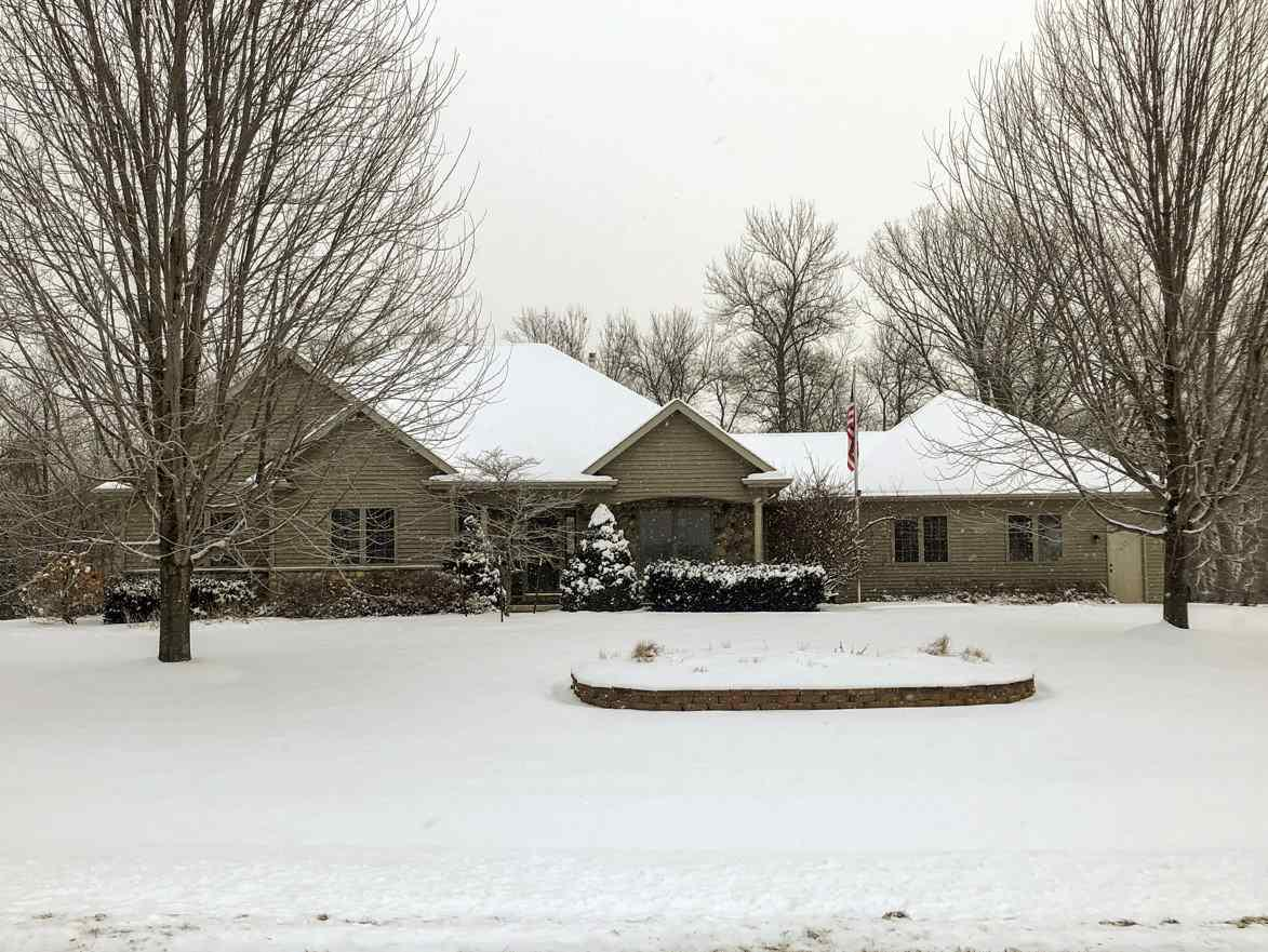 View Single-Family Home For Sale at 4697 WINDING CREEK TRAIL, Abrams, WI