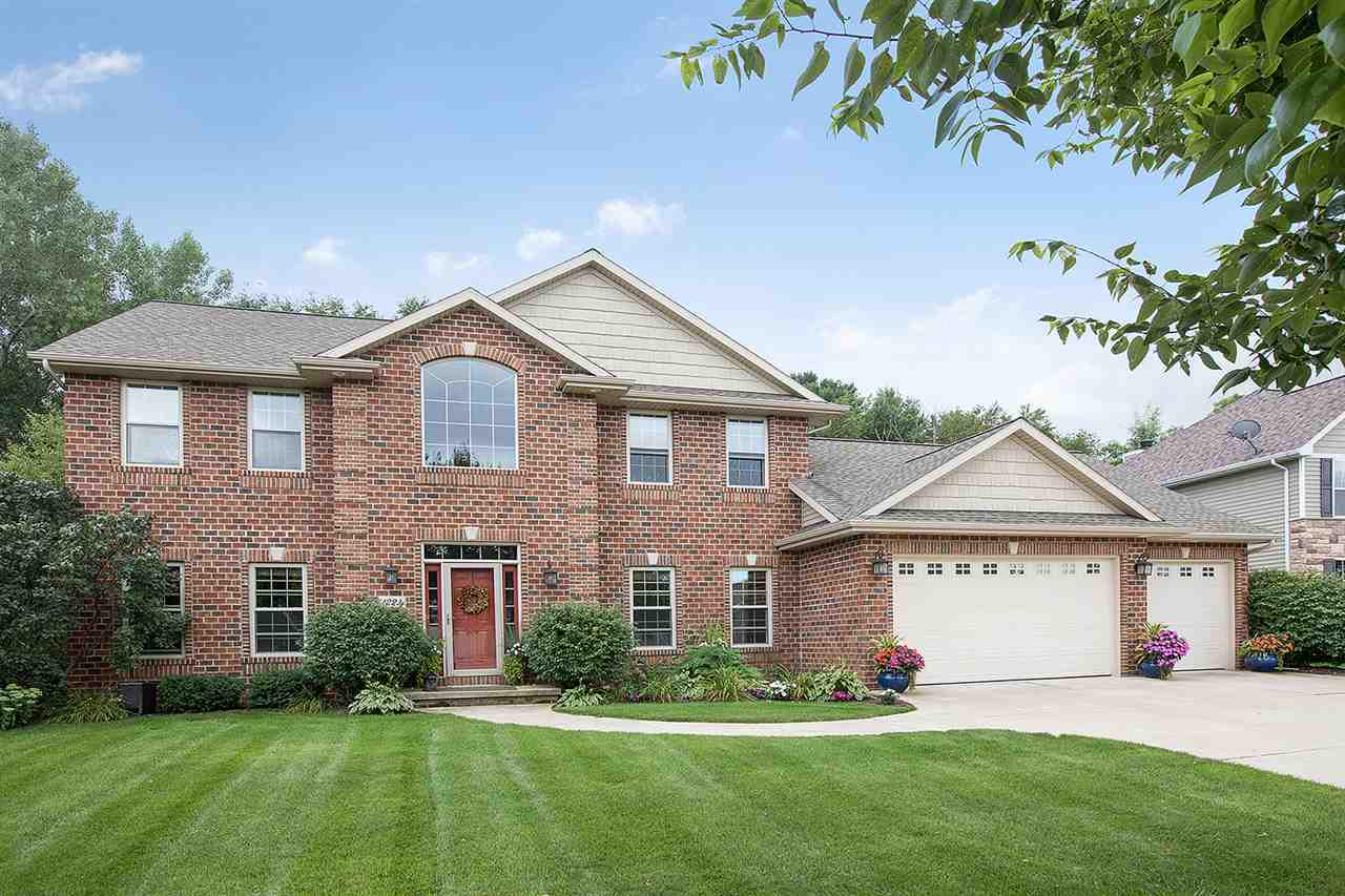 View Single-Family Home For Sale at 1223 FOLKSTONE DRIVE, Green Bay, WI