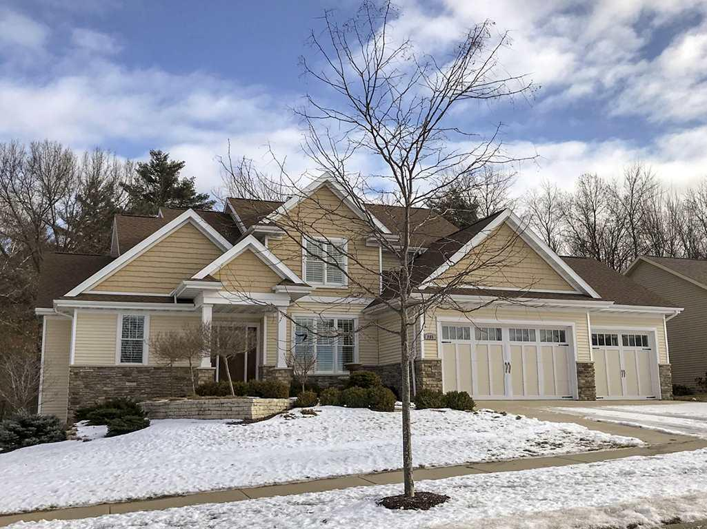 View Single-Family Home For Sale at 854 CANTERBURY CASTLE LANE, Green Bay, WI