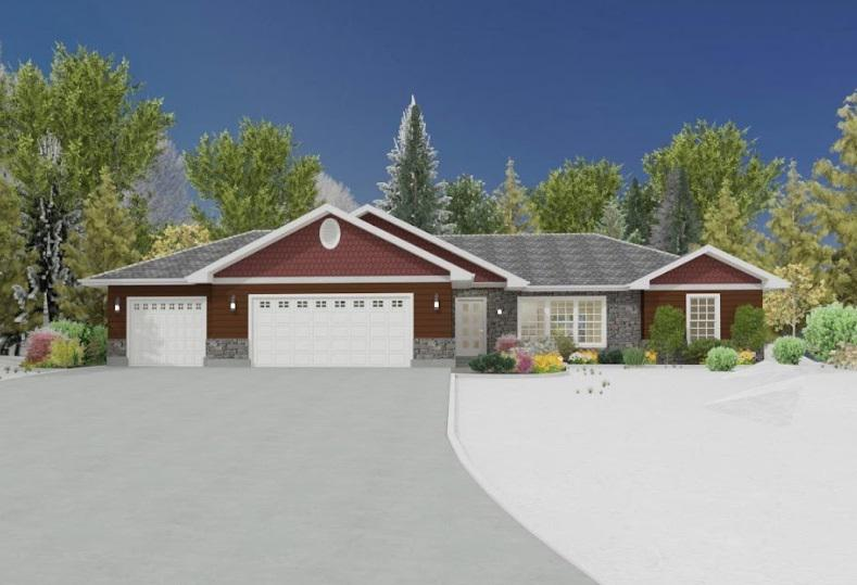View Single-Family Home For Sale at 6482 MAIN STREET, Abrams, WI