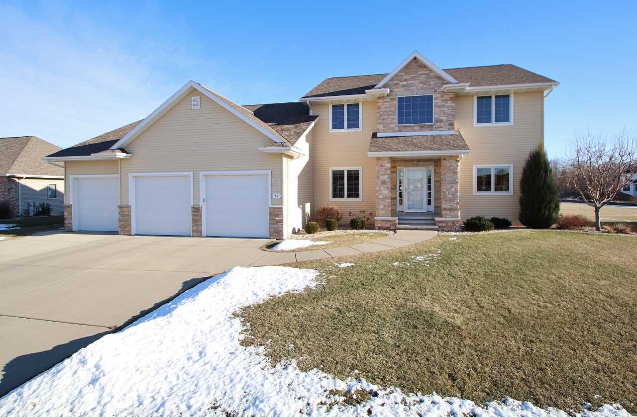 View Single-Family Home For Sale at 1881 WIZARD WAY, De Pere, WI