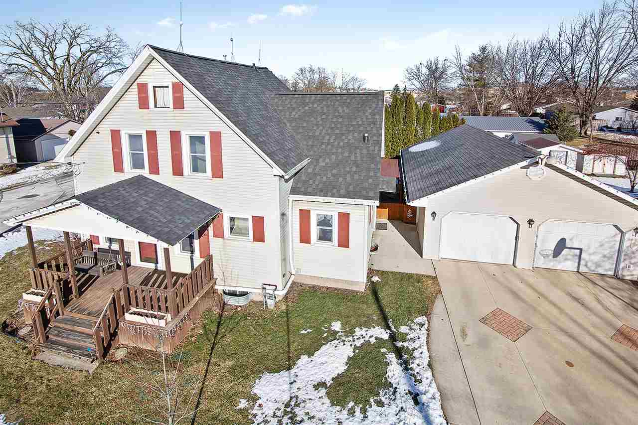 View Single-Family Home For Sale at 304 HIGHRIDGE AVENUE, Denmark, WI