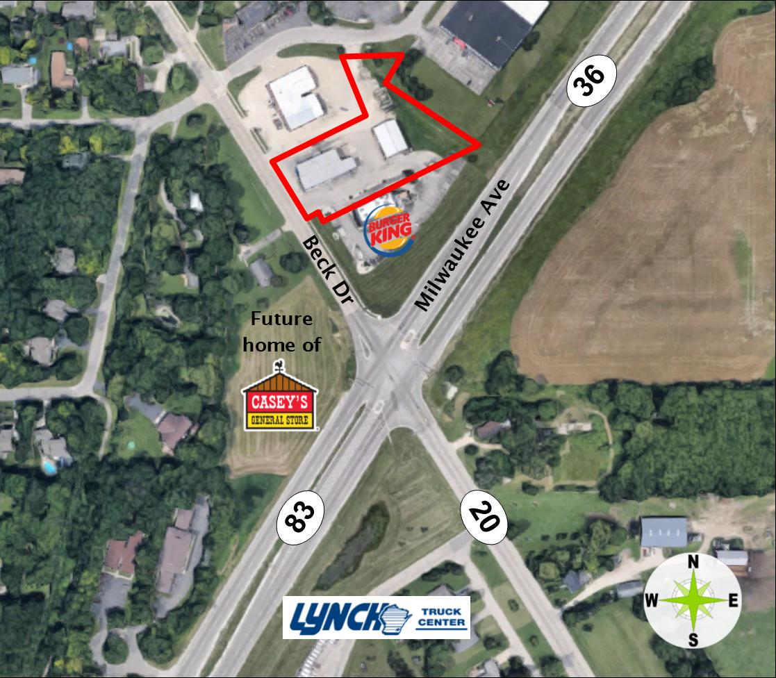 View Commercial For Sale at 2807 Beck Dr, Waterford, WI