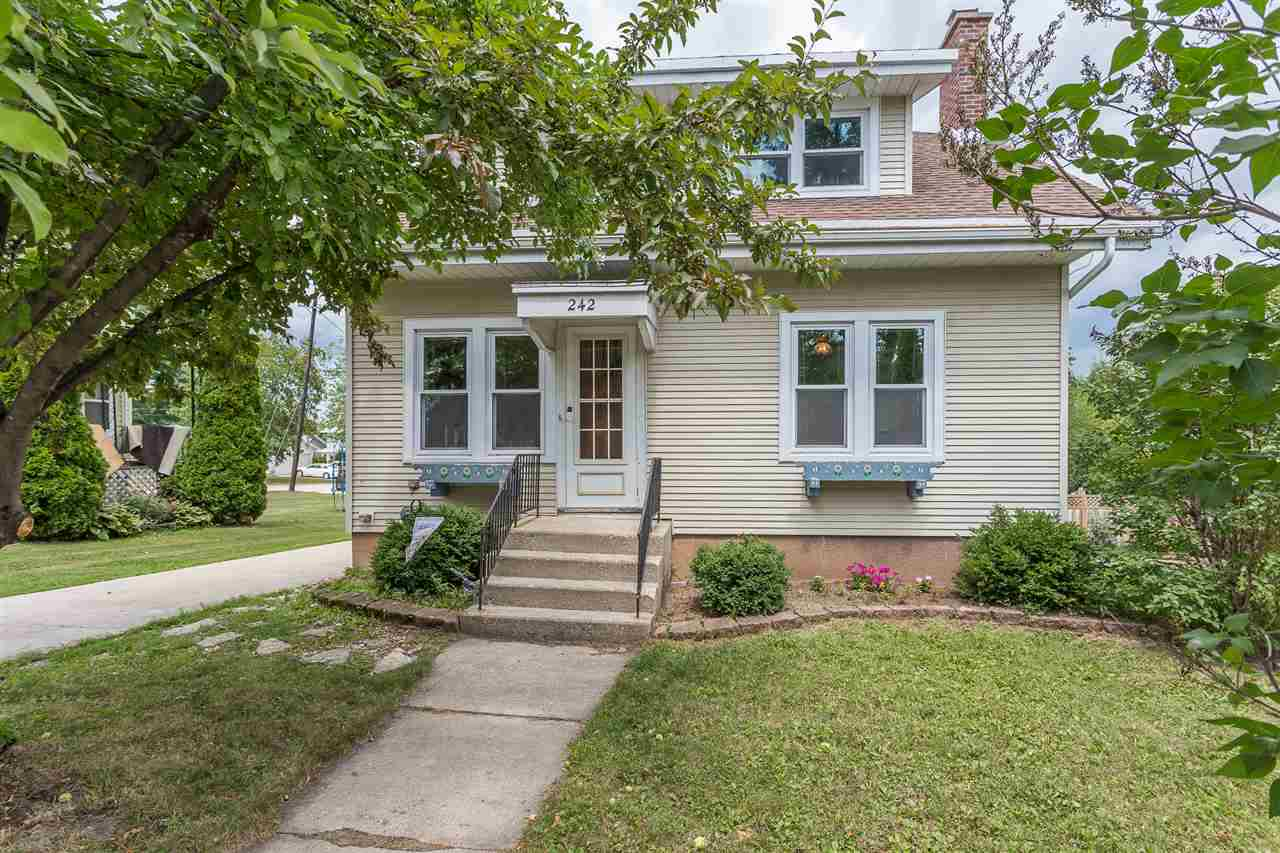 View Single-Family Home For Sale at 242 W PINE STREET, Denmark, WI