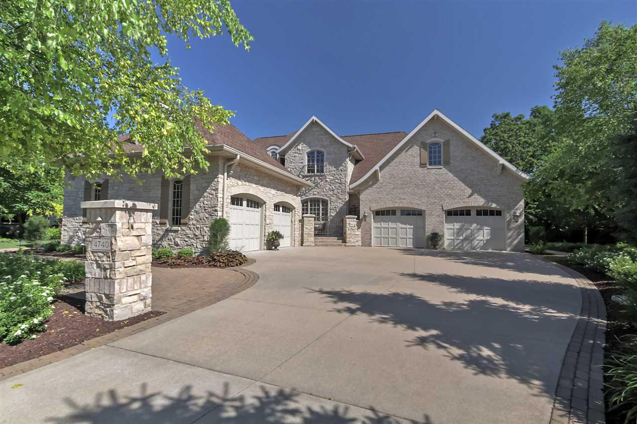 View Single-Family Home For Sale at 4740 WATERSTONE COURT, Appleton, WI