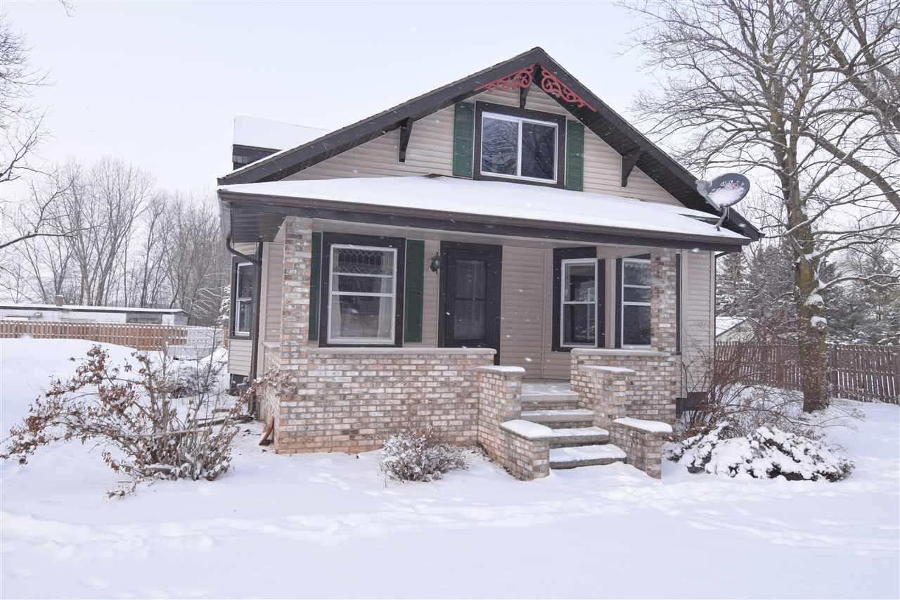 View Single-Family Home For Sale at W3910 ADOLPH ROAD, Black Creek, WI
