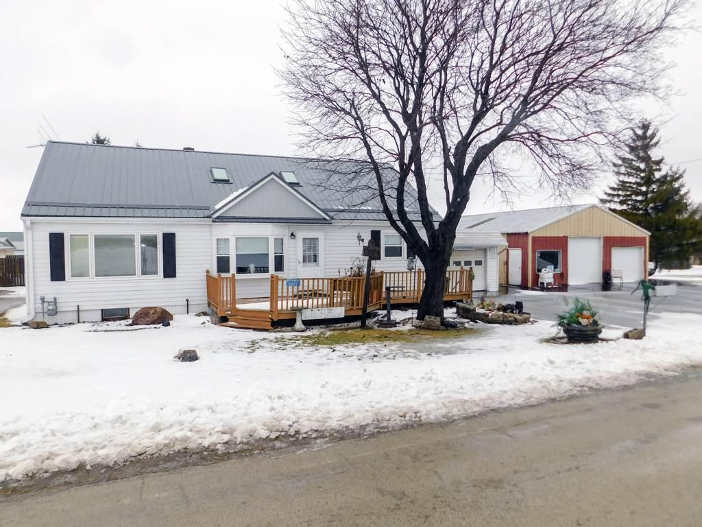 View Single-Family Home For Sale at 5617 NORTH AVENUE, Denmark, WI