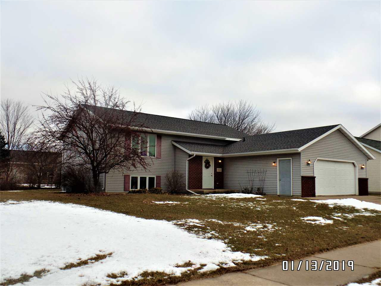 View Single-Family Home For Sale at 1812 VANDENBROEK ROAD, Little Chute, WI