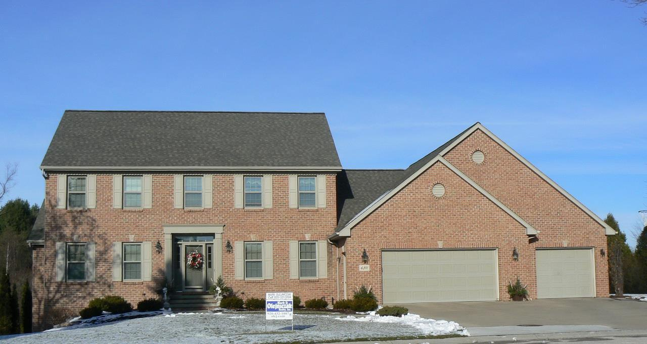 View Single-Family Home For Sale at 4391 CASTLEWOOD COURT, Oneida, WI