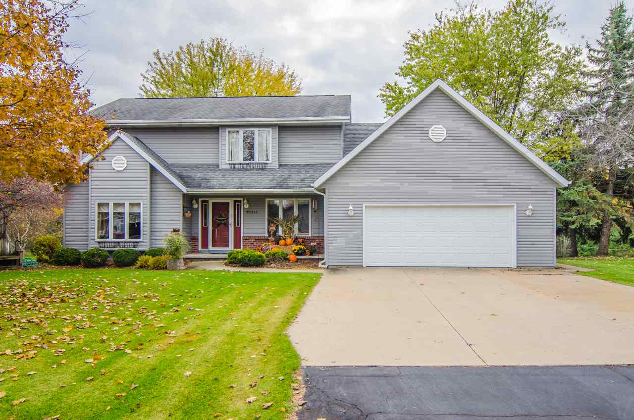 View Single-Family Home For Sale at W2845 SCHMALZ CIRCLE, Appleton, WI