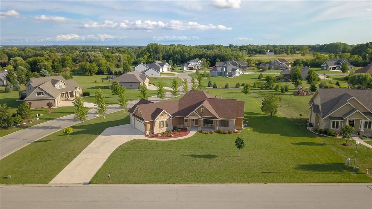 View Single-Family Home For Sale at 5039 W RED BARN COURT, Appleton, WI