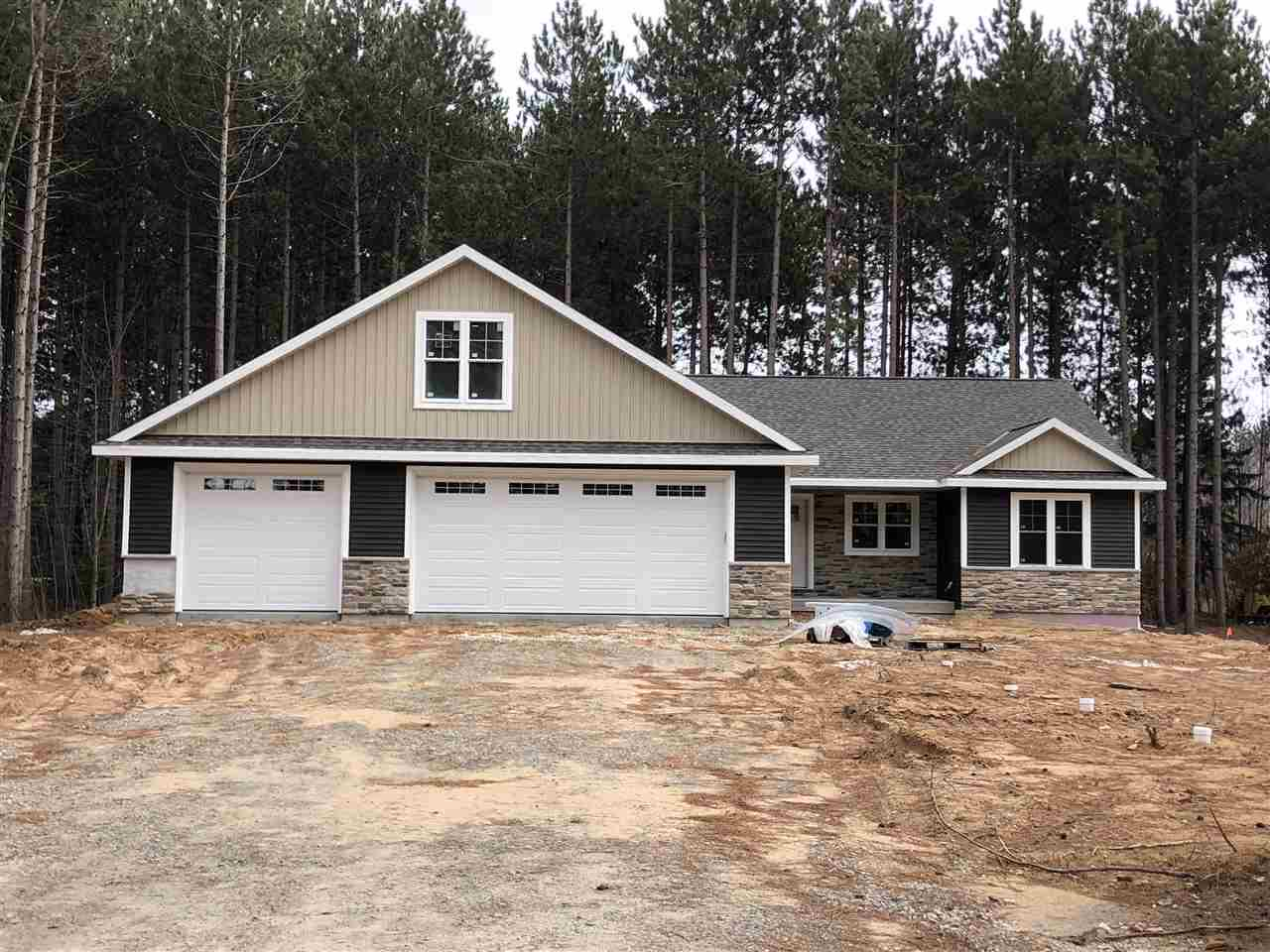 View Single-Family Home For Sale at 888 MAPLE LEAF TRAIL, Sobieski, WI