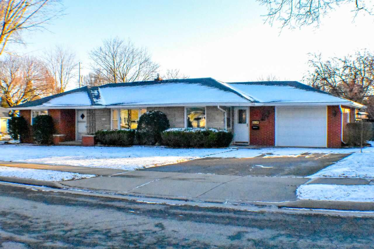 View Single-Family Home For Sale at 213 LOX COURT, Combined Locks, WI