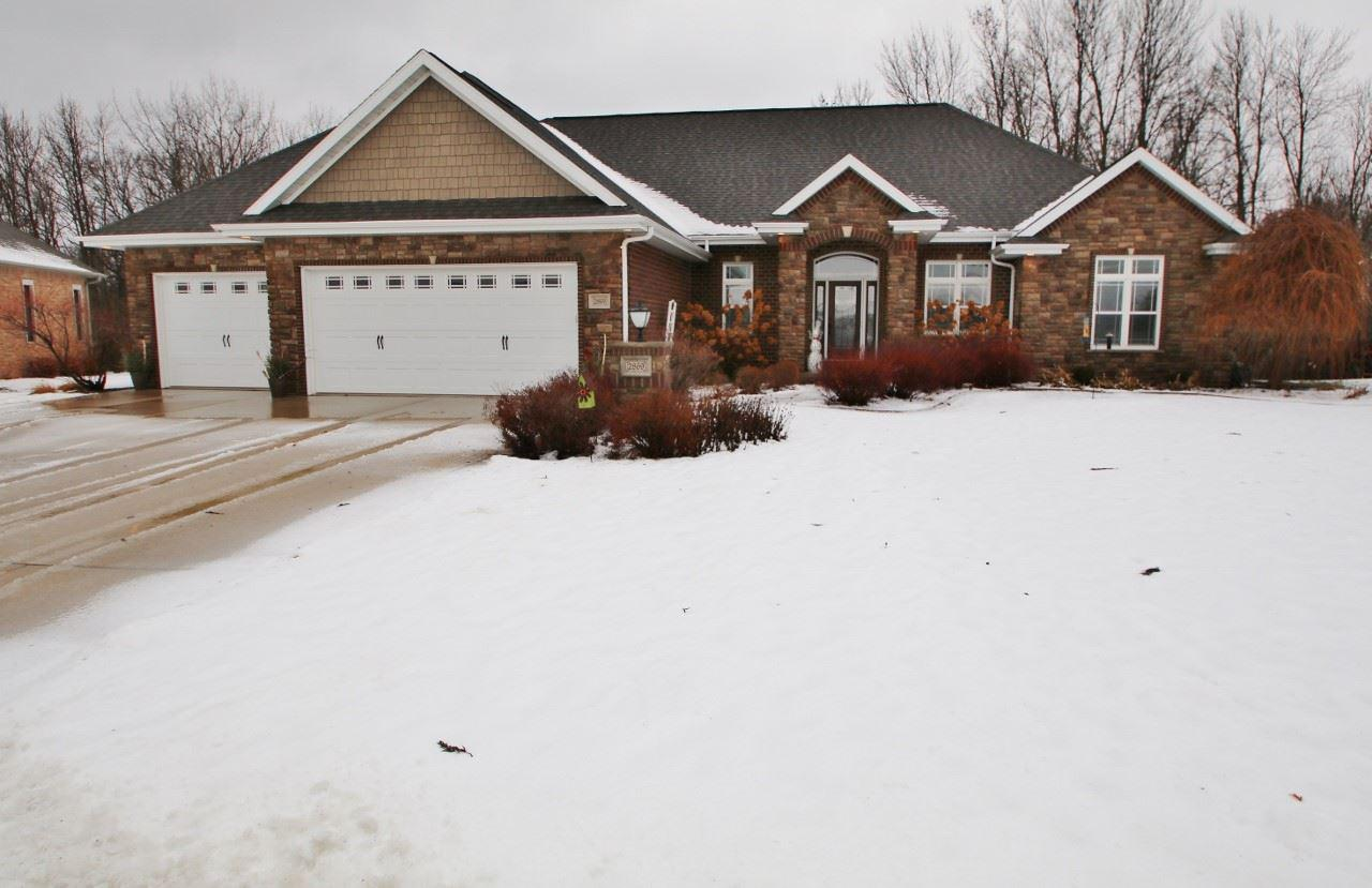 View Single-Family Home For Sale at 2869 CREEKWOOD CIRCLE, Green Bay, WI