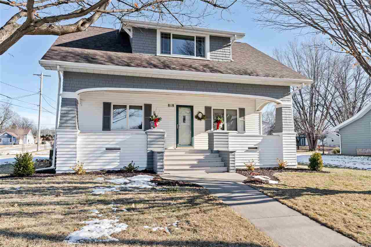 View Single-Family Home For Sale at 818 DEPOT STREET, Little Chute, WI