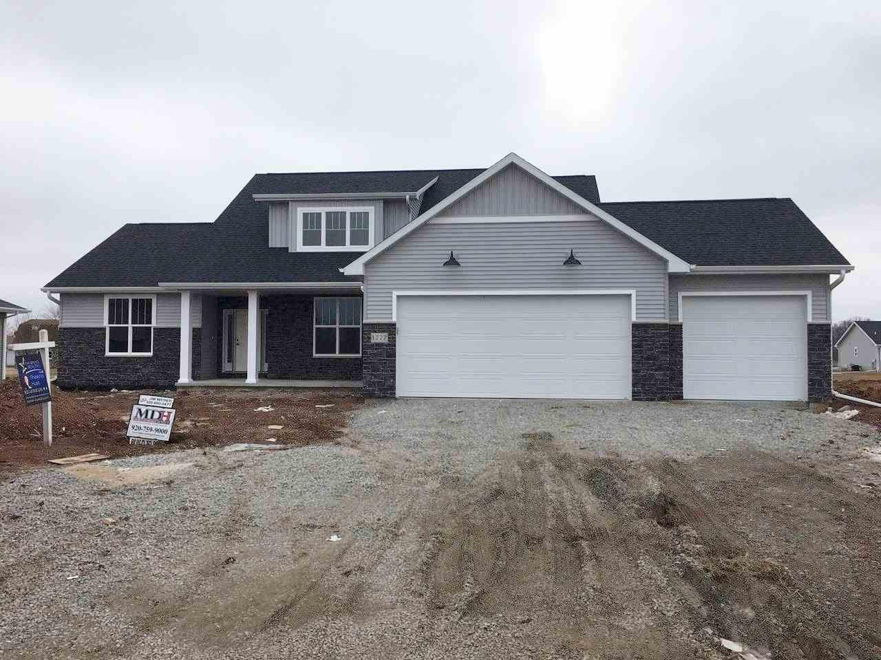 View Single-Family Home For Sale at 1777 APPLEWOOD DRIVE, De Pere, WI