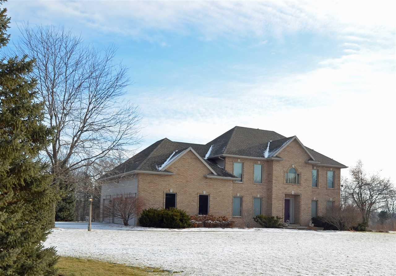 View Single-Family Home For Sale at 2591 MISTY RIVER LANE, De Pere, WI