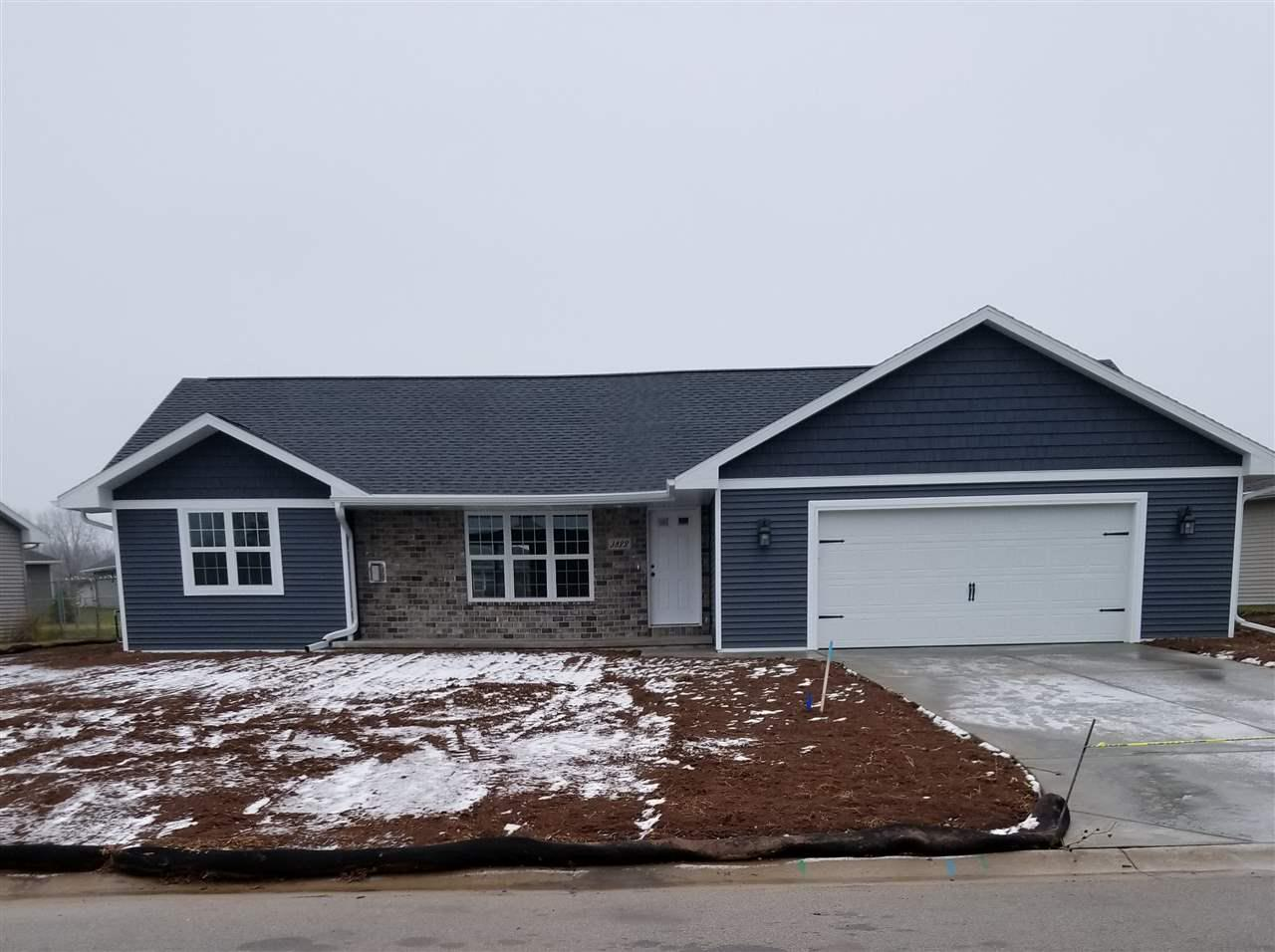 View Single-Family Home For Sale at 3822 SCOTCHMAN CIRCLE, Green Bay, WI