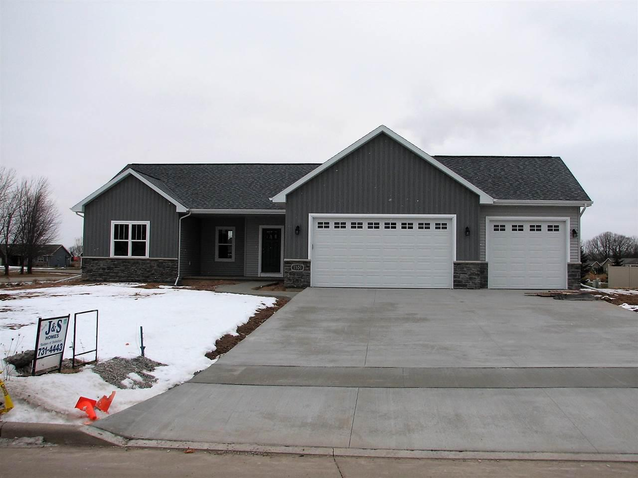 View Single-Family Home For Sale at 1101 PATS DRIVE, Kimberly, WI