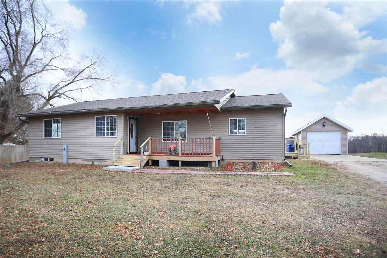 View Single-Family Home For Sale at W485 SHAWANO LINE ROAD, Oconto Falls, WI