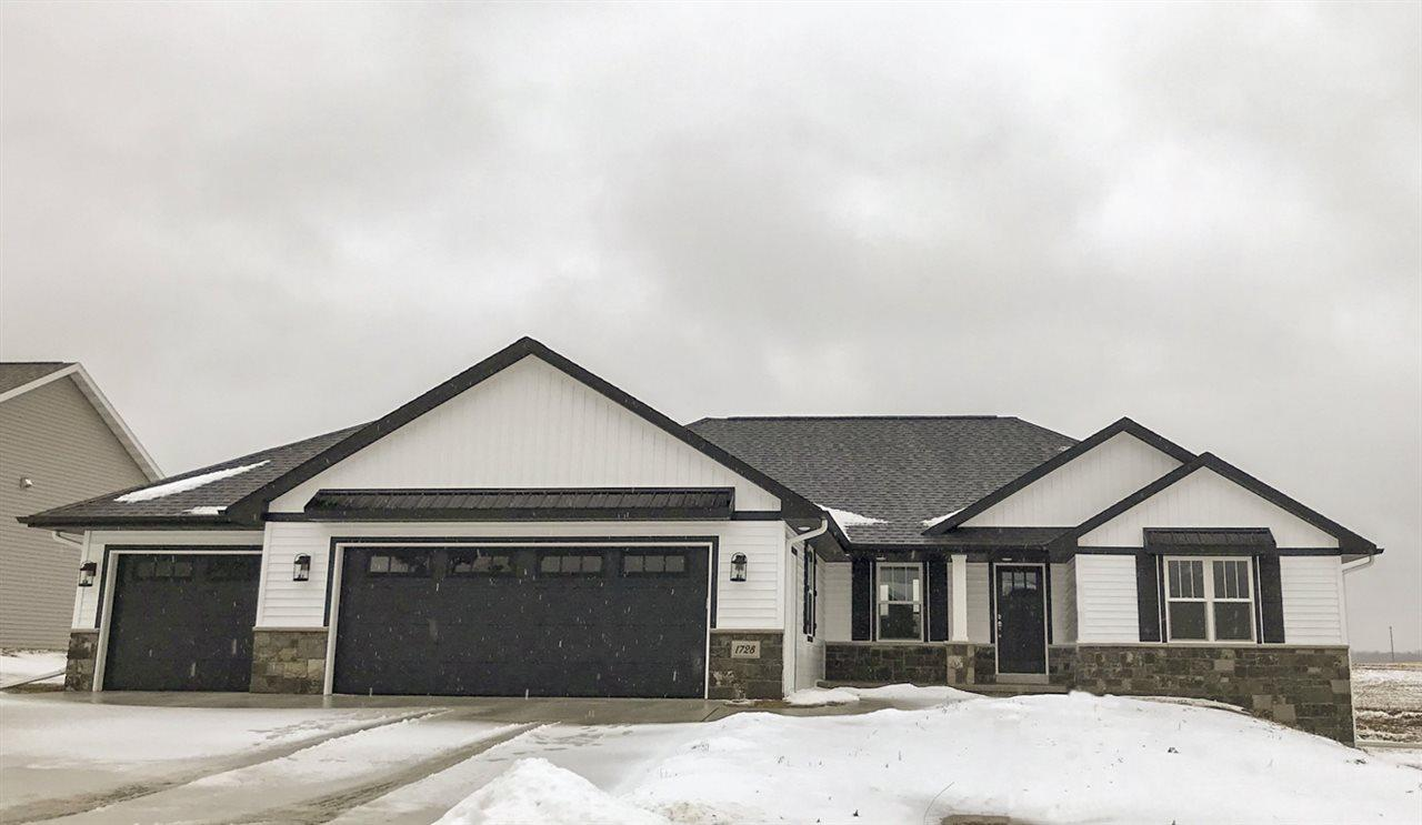 View Single-Family Home For Sale at 1728 STEINER LANE, Green Bay, WI