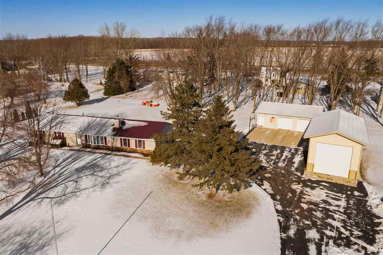 View Single-Family Home For Sale at W924 VAN COURT, Oneida, WI