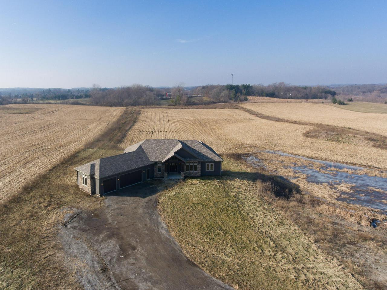 View Single-Family Home For Sale at 3859 80th St, Franksville, WI