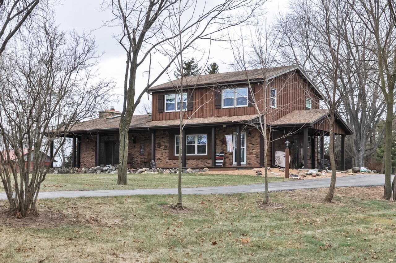 View Single-Family Home For Sale at 4448 80th St, Franksville, WI
