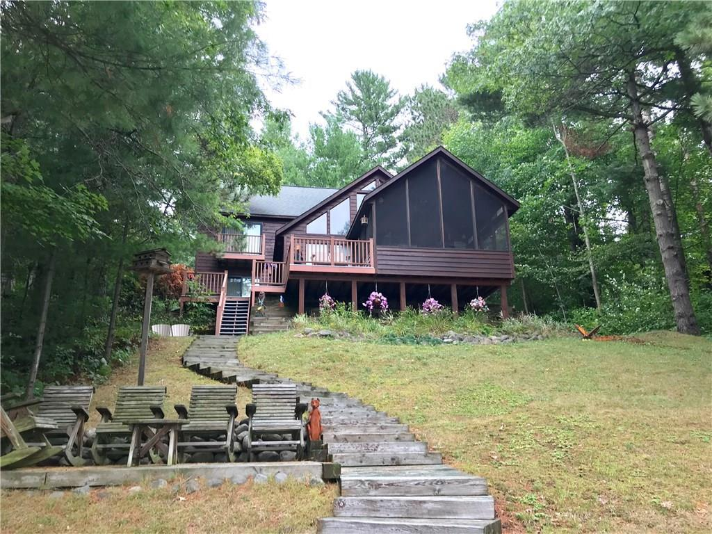 Lac Courte Oreilles Waterfront Property For Sale Place Perfect Realty