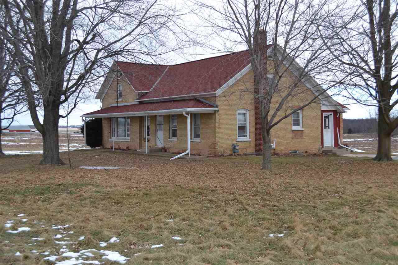 View Single-Family Home For Sale at 7351 HWY PP, Greenleaf, WI