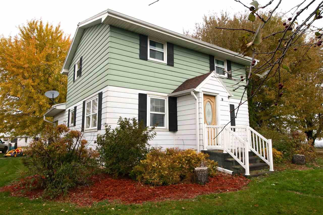 View Single-Family Home For Sale at 5277 HWY JJ, Green Bay, WI